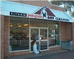 Penguin Drive In Dry Cleaners